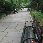 Spud in Central Park