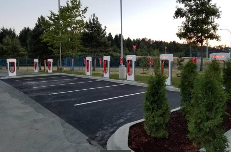 Nanaimo Supercharger stalls